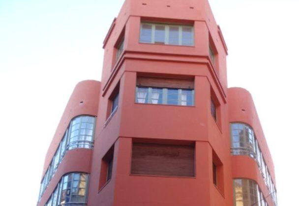 Joya de la Huesca Art Decó