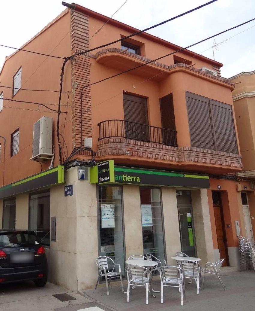 Avenida San Antonio Abad 14 Zaidín, Huesca Art Decó de corte racionalista