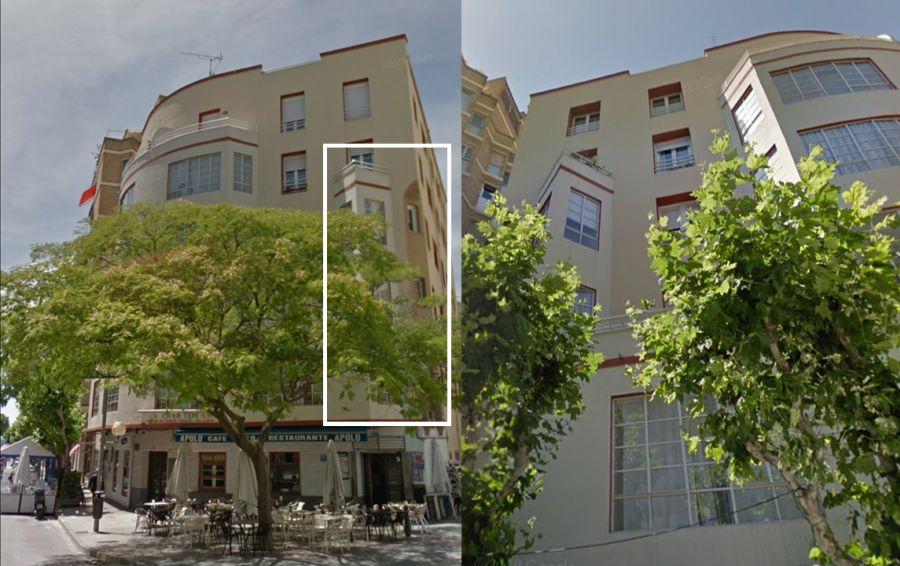Calle Alcoraz 2 Huesca Art Decó Casa Retortillo