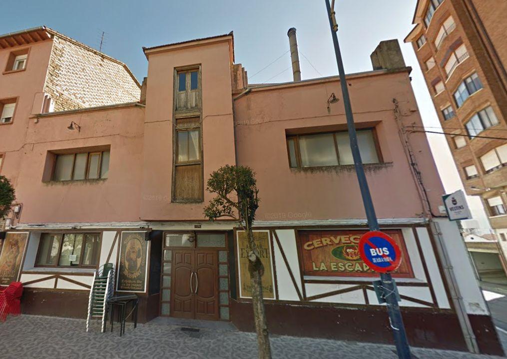 Huesca Art Decó Zigzag Moderne Calle Serralbo 114 Sabiñánigo