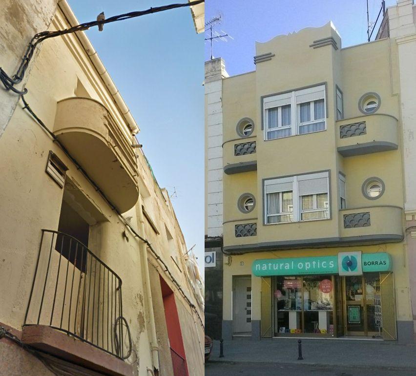 Huesca Art Decó racionalista en Tamarite de Litera
