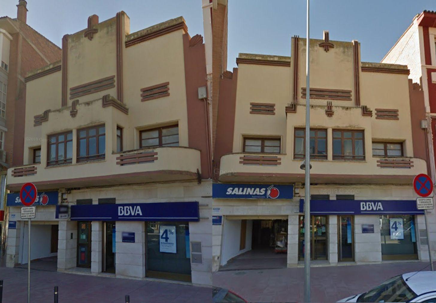 Paseo del Hortaz 9, Tamarite de Litera, Huesca Art Decó