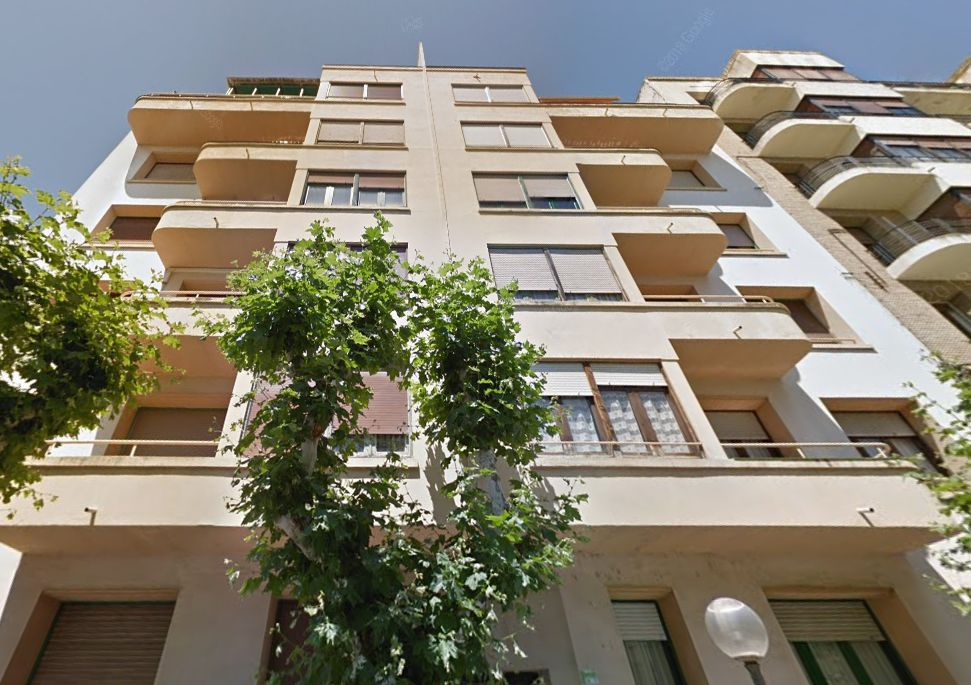 Racionalismo Huesca, el Art Decó Streamline Moderne de la calle del Parque 4