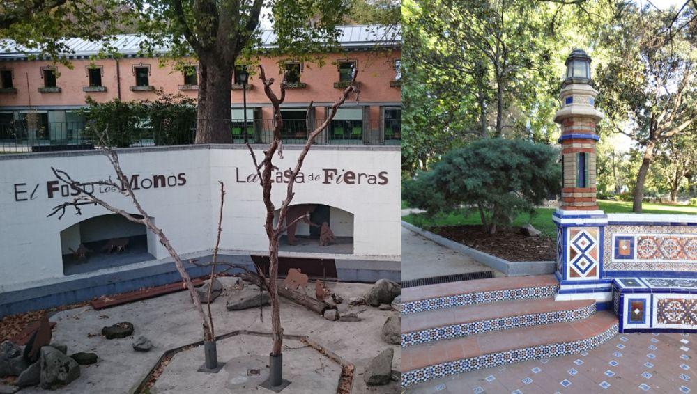 Casa de las Fieras, recorrido del primer Orgullo de Madrid