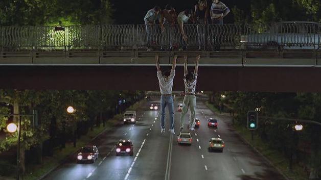 Madrid de cine, el puente de Eduardo Dato en Historias del Kronen