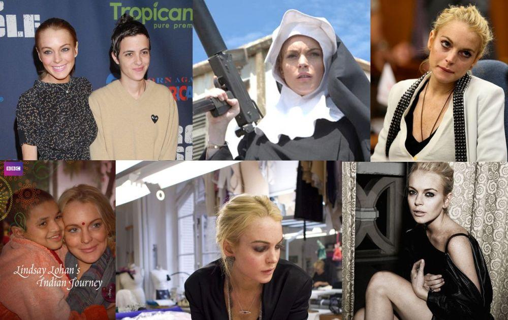 Momentos destacados del 2009 para Lindsay Lohan