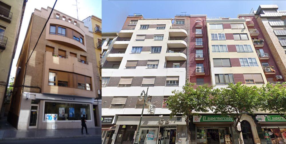 Obras de Huesca racionalista y Zaragoza Art Decó firmadas por Enrique Vincenti Bravo