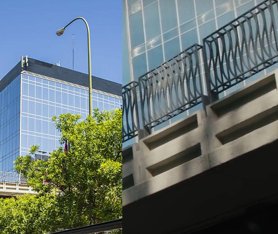 Paseo de la Castellana 40, uno de los edificios de Madrid en Como Tú de David Otero