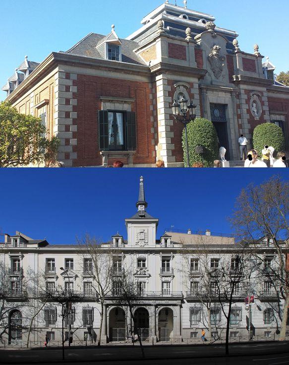 Arquitectura neoherreriana antes del franquismo