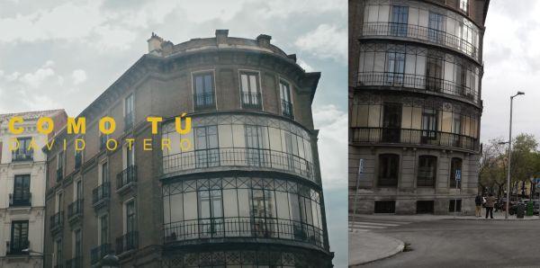 Calle Felipe IV Madrid en Como Tú de David Otero