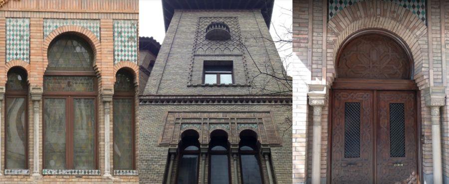 Instituto Valencia de Don Juan, arquitectur Neomudéjar de Madrid