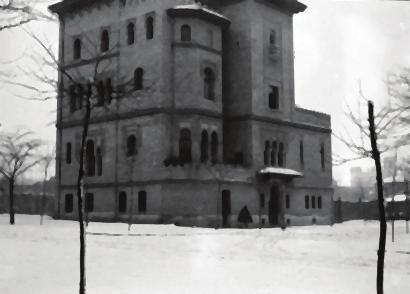 Instituto Valencia de Don Juan en la calle Fortuny, fotografía de Adelaida Crooke