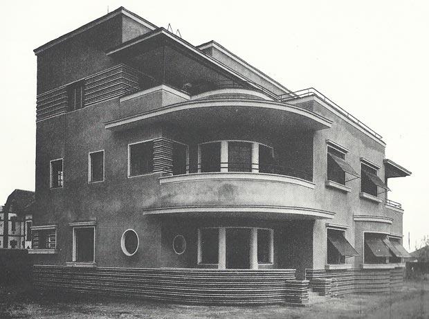 Madrid Art Decó Luis Gutiérrez Soto