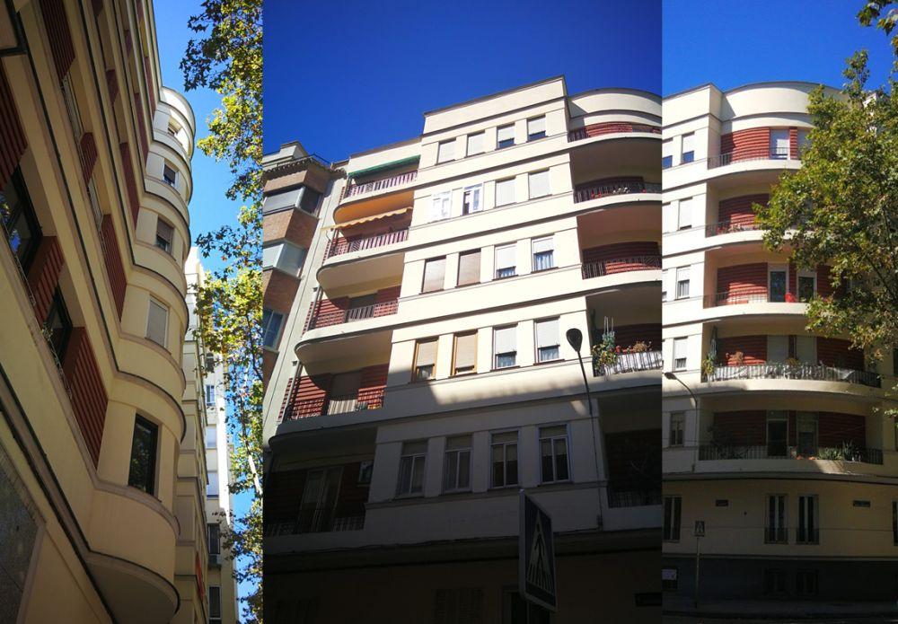 Madrid Art Decó en General Ibáñez de Ibero 2