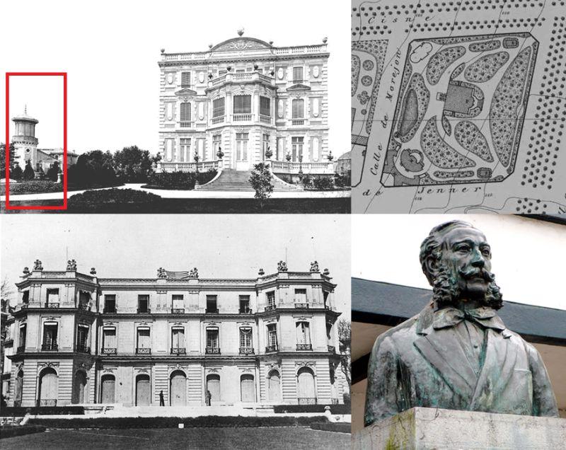 Madrid desaparecido, Palacio de Indo y Palacio de Montellano