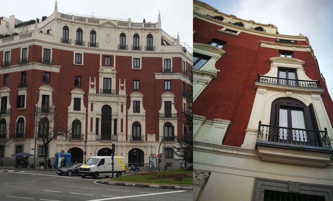 Viviendas para Pedro Muguruza en Madrid