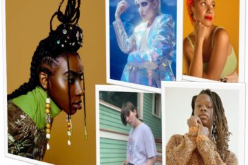 5 discos de artistas no binaries