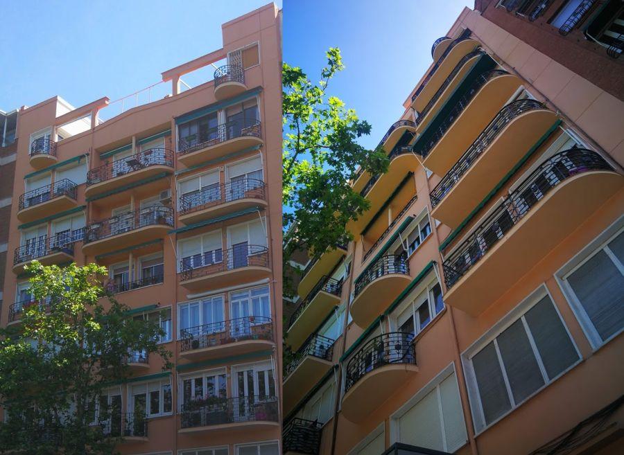 Art Decó racionalista en Menéndez Pelayo de Madrid
