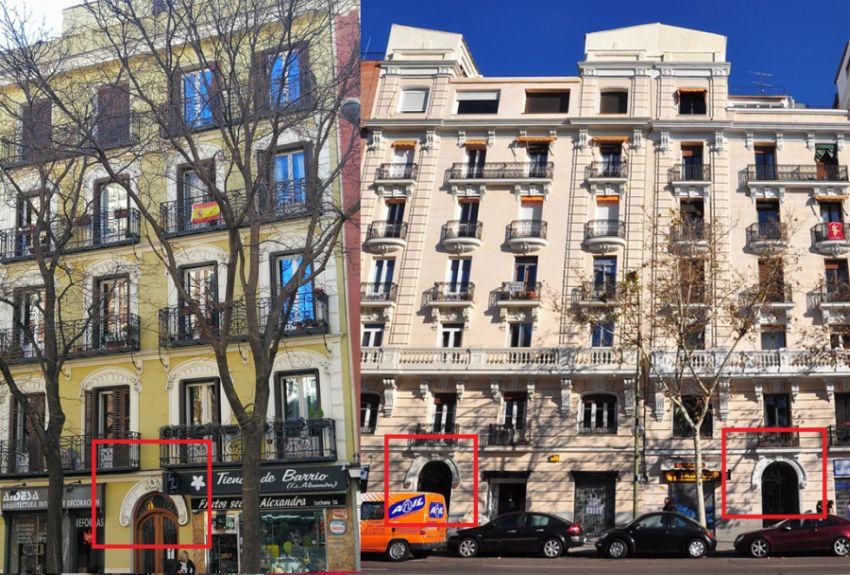 Detalles de Modernismo en Madrid