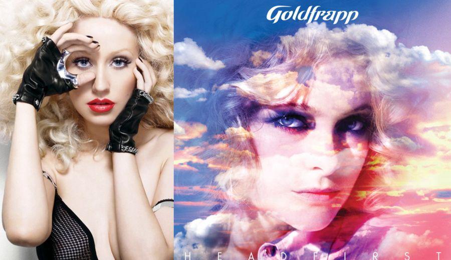 Las canciones de Goldfrapp para Bionic de Christina Aguilera