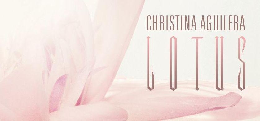 Lotus, disco tras Bionic de Christina Aguilera