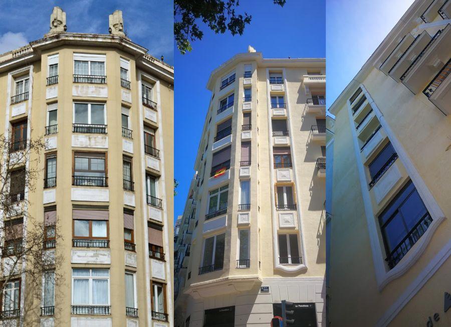 Menéndez Pelayo 19 Art Decó de Orgullo