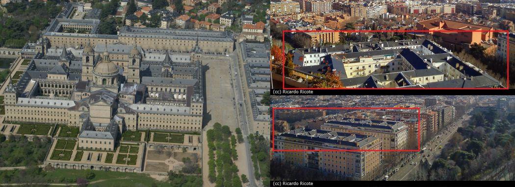 Obsesión por El Escorial en la arquitectura franquista