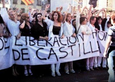 Primer Orgullo de Madrid, arquitectura del recorrido