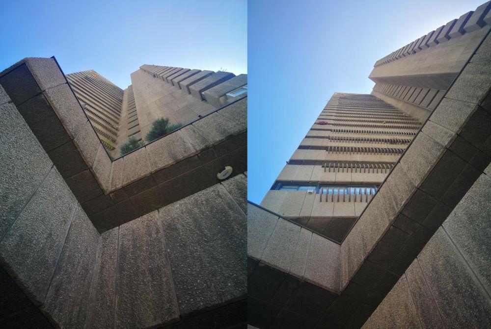 Rascacielos brutalistas de Madrid