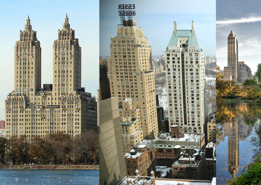 Rascacielos de Nueva York para el Retiro de Madrid