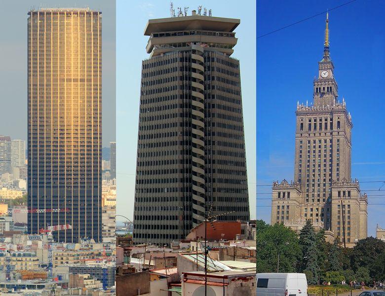 Rascacielos polémicos