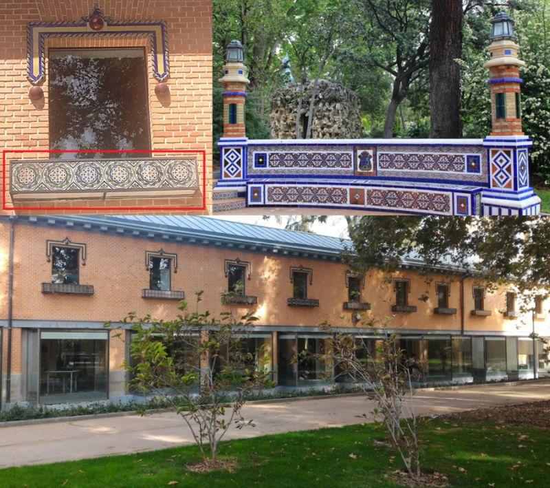 Regionalismo y Alhambrismo en Casa de las Fieras