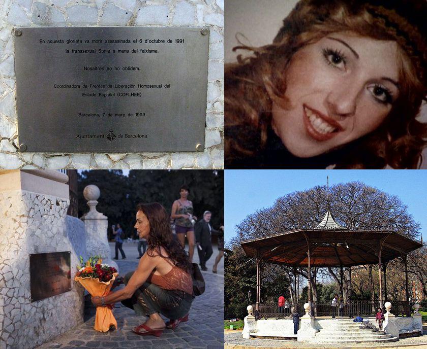 Sònia Rescalvo Zafra, asesinato tránsfobo en los 90