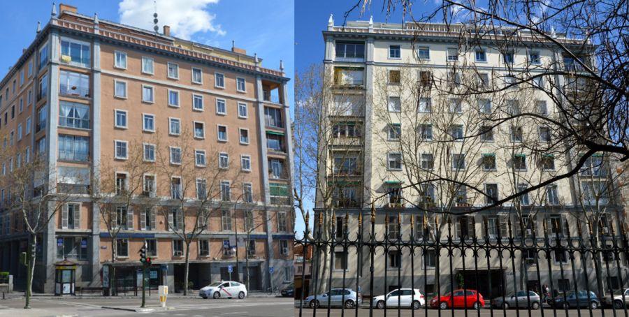 Urbanismo franquista, otro testigo del primer Orgullo de Madrid