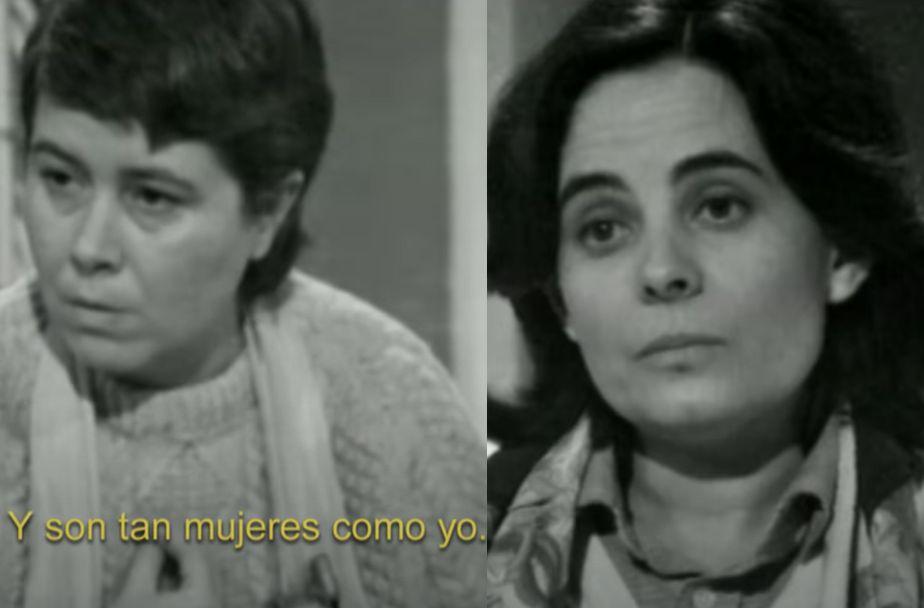 Visibilidad Lésbica en la televisión española, Gretel Ammann
