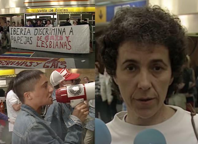 Activismo LGTB en la España de los 90