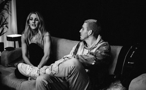 Brightest Blue de Ellie Goulding con Lauv