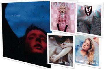 Crítica de In a Dream de Troye Sivan, Strangers Lovers de Dagny, _BCN626 de _Juno y más