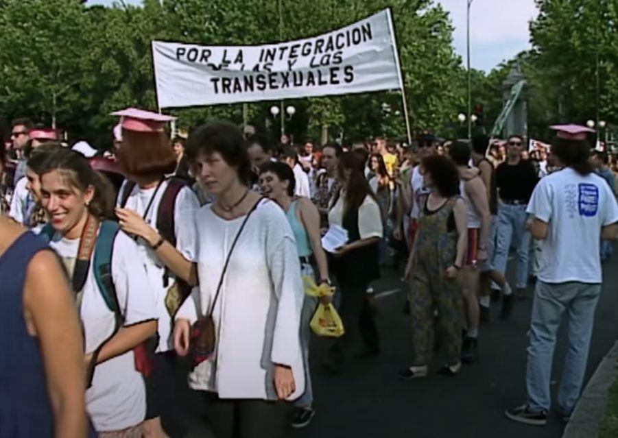 Orgullo de Madrid en 1995