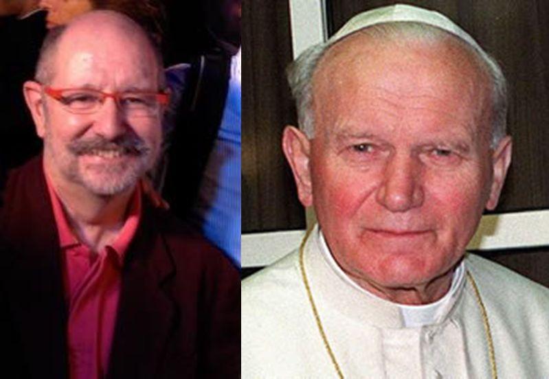 Papa Juan Pablo II contra matrimonio igualitario