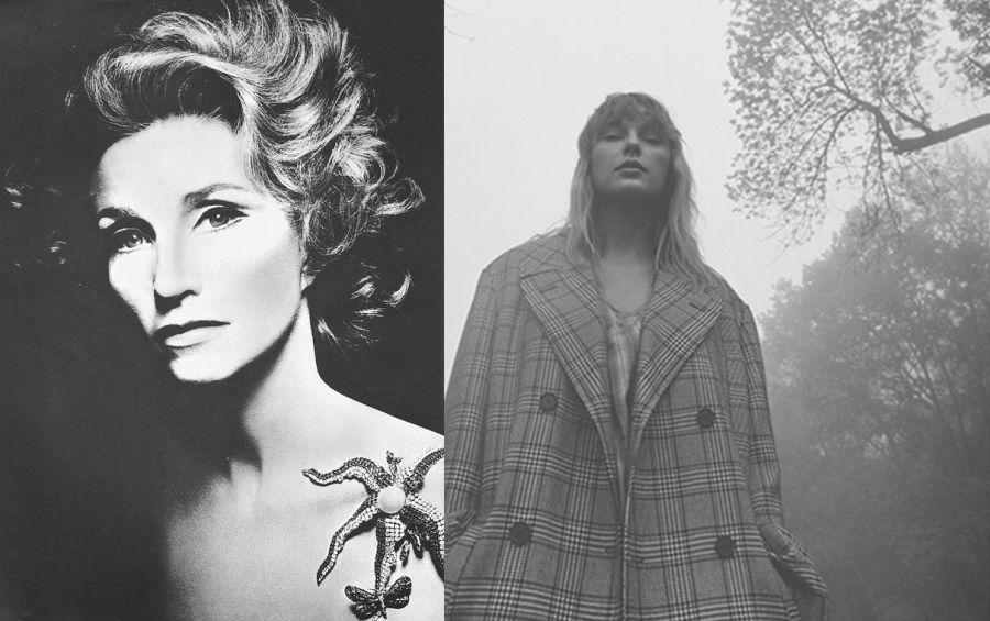 Rebekah Harkness en Folklore de Taylor Swift