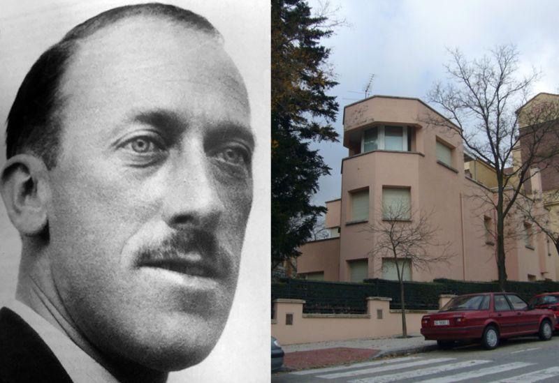 Silvestre Manuel Pagola Bireben y la Segovia Art Decó