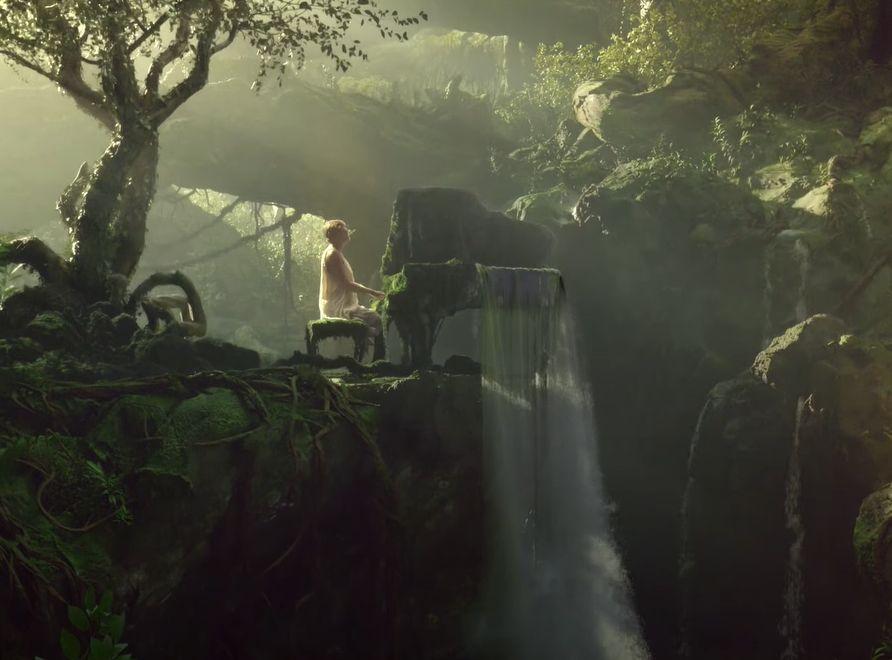 Vídeo de cardigan, primer sencillo para Folklore de Taylor Swift