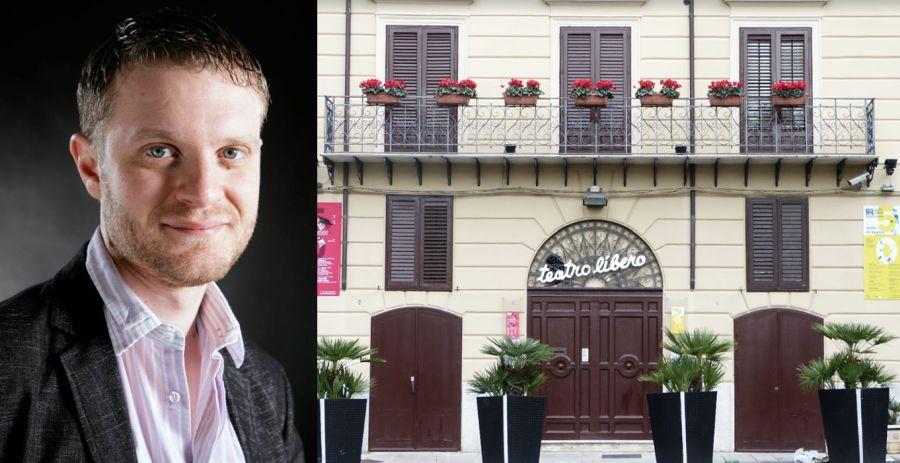 Alessio Puleo y el Teatro Líbero de Palermo