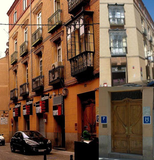 Art Nouveau en Segovia