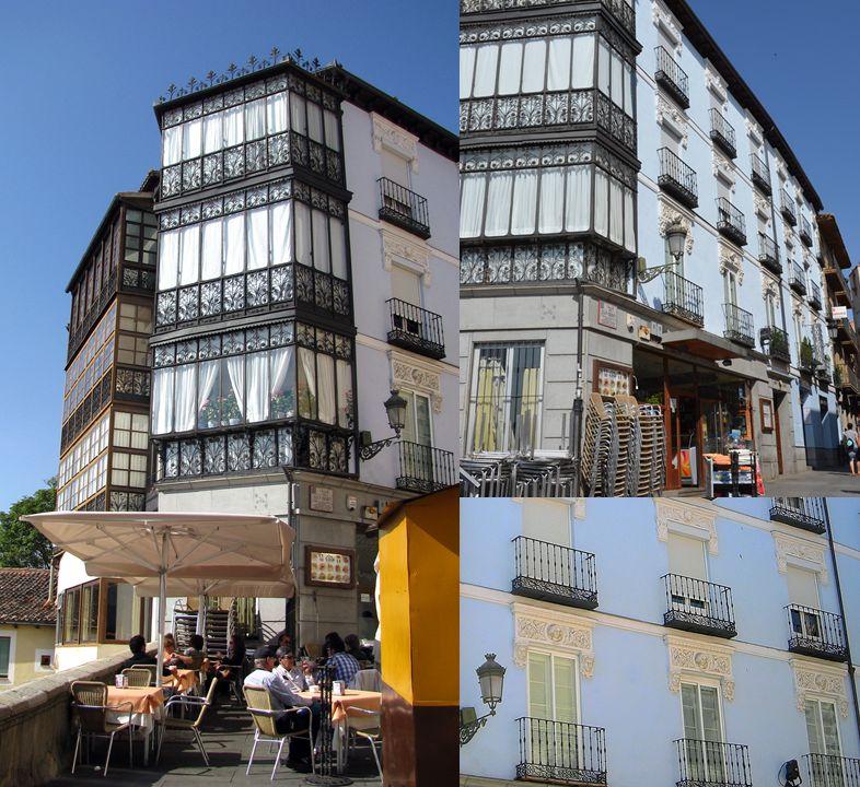 Bajada de la Canaleja Segovia Art Nouveau