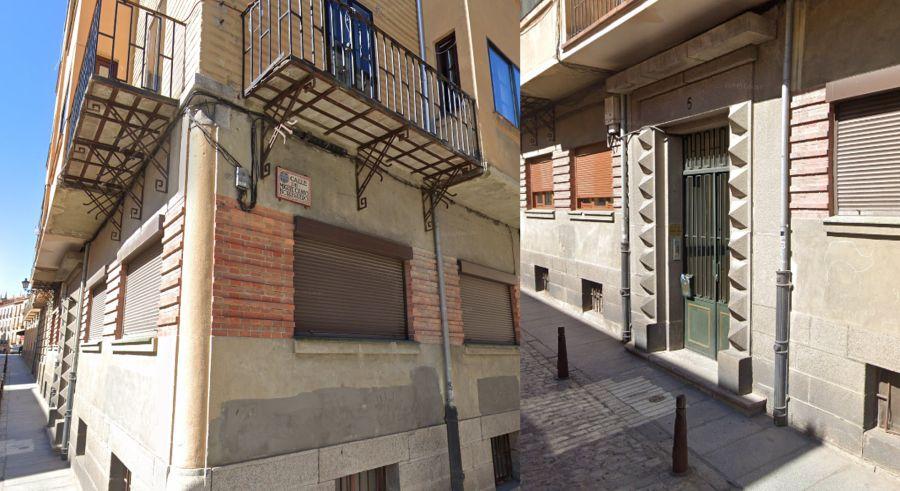 Calle Serafín 5 Segovia Art Decó