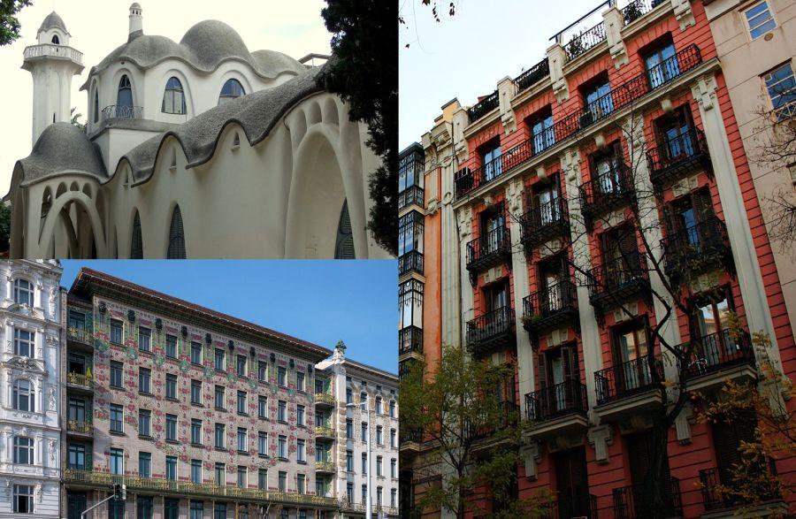 Influencia del Sezessionsstil en la Segovia Art Nouveau