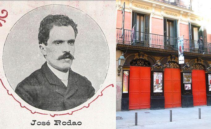 Jose Rodao y su relación con la Segovia Art Decó