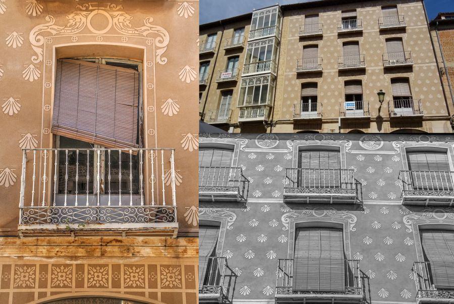 Modernismo en Castilla y León